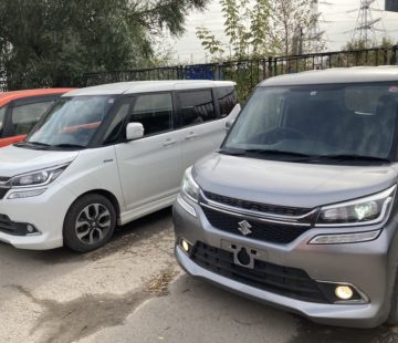 Шумоизоляция автомобиля Suzuki Solio