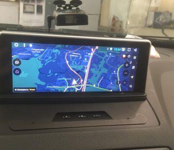 Установка Android в Volvo XC 90