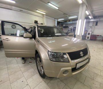 Шумоизоляция автомобиля Suzuki Grand Vitara