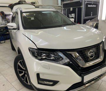Шумоизоляция автомобиля Nissan X-Trail