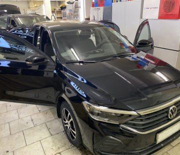 Шумоизоляция дверей Volkswagen Polo 2021
