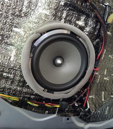 Установка динамиков (акустики) в авто