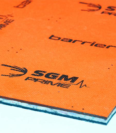 Шумоизоляционный материал SGM